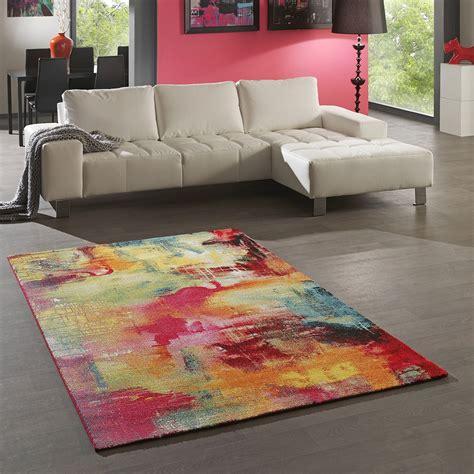 tapis belo  multicolore de la collection unamourdetapis