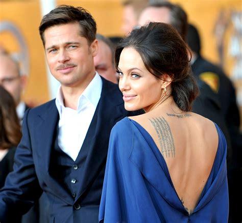 Angelina Jolie Vows To Destroy Brad Pitt In Divorce War