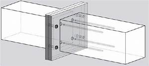 Tension Splice Joints  Left And Centre  Steel