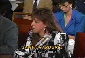 Janet Harduvel | C-SPAN.org