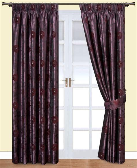 Clara Plum Belfield Curtains  Net Curtain 2 Curtains