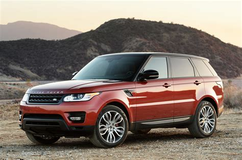 Review Land Rover Range Rover Sport by 2014 Land Rover Range Rover Sport Supercharged Review