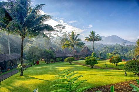 memilih resort sebagai tempat liburan tren wisatawan kekinian