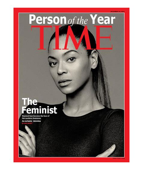 Beyoncé Had A Great Year, But Time Magazine Have Other