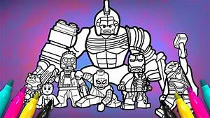 Avengers Infinitywar Coloring Page