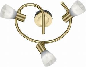 Trio Leuchten : trio leuchten led deckenstrahler levisto 3 flammig online kaufen otto ~ Watch28wear.com Haus und Dekorationen
