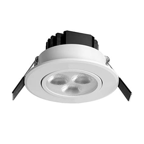 4 inch recessed lighting bulbs le pack of 4 units 3w 3 inch led recessed lighting 30w