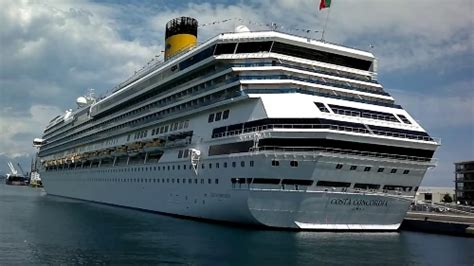 Six Dead 4000 Evacuated As Cruise Ship Runs Aground Off Italy   NationalTurk