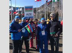 Azerbaijan's flag raised in Olympic Village in SKorea PHOTO