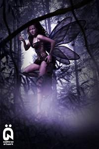 Dark Fairy by sadthree on DeviantArt
