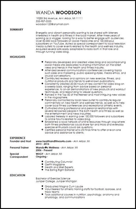Host Resume by Radio Host Resume Bijeefopijburg Nl
