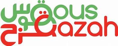 Arabic Dubai Qousqazah Logos Portfolio Pricing Designs