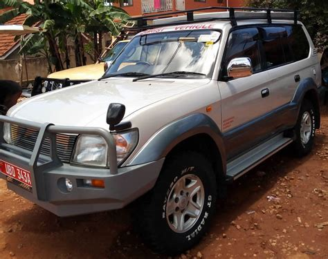 Hire A Toyota Land Cruiser Prado