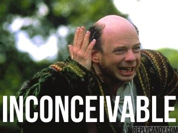 Inconceivable Meme - hold a mirror up to nature