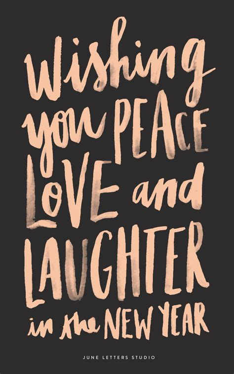 wishing  peace love  laughter    year pictures   images  facebook