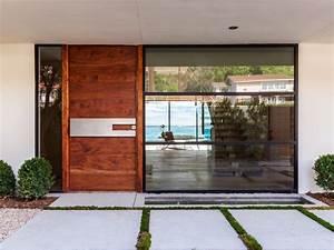 Porte entree avec baie vitree for Baie vitrée avec porte d entrée