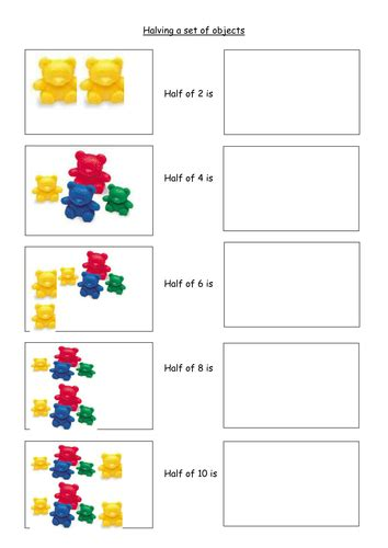 year 1 numeracy e1 week 2 by amz1989 teaching resources