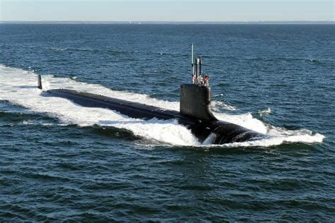 Keel Laying to Be Held in Rhode Island for New Submarine ...