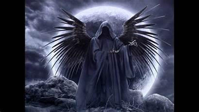 Fallen Angel Death Dark Archangel Samael Adrian
