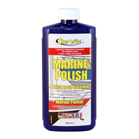 Starbrite Boat Polish by Star Brite Marine Polish