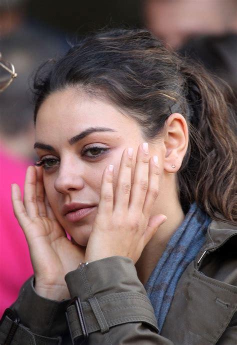 Mila Kunis In Mila Kunis Films 'the Angriest Man In