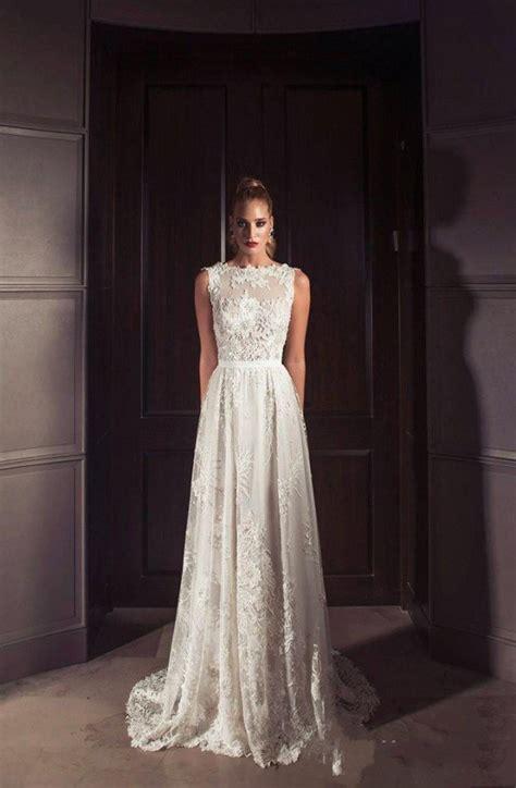 sexy  extravagant wedding dresses  dany mizrachi
