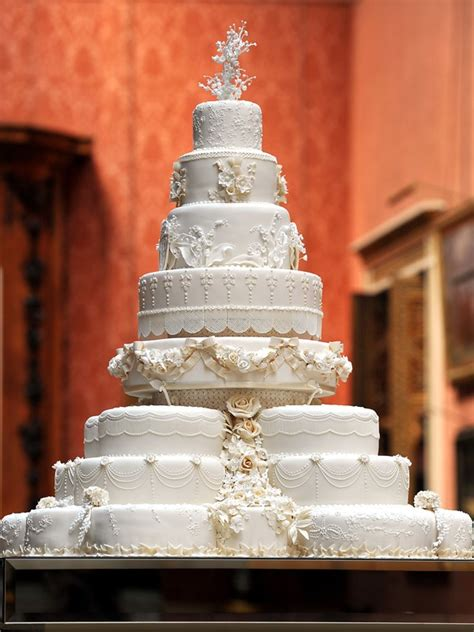 insanely expensive celebrity wedding cakes food