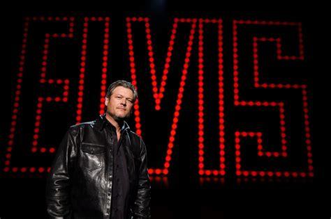 blake shelton elvis blake shelton to host elvis all star tribute special on