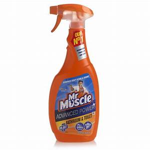 mr muscle power bathroom cleaner 750ml at wilkocom With mr muscle bathroom and toilet cleaner