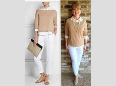 Casual Outfit Ideas for Women Over 60How to Dress in Your 60s