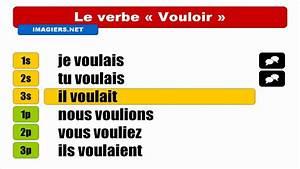 Partir Au Futur : audio video conjugation vouloir indicatif imparfait youtube ~ Maxctalentgroup.com Avis de Voitures