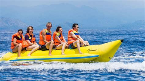 Banana Boat Excursion by Diversi 243 N En Lanzarote Banana Boat Ocio En Lanzarote