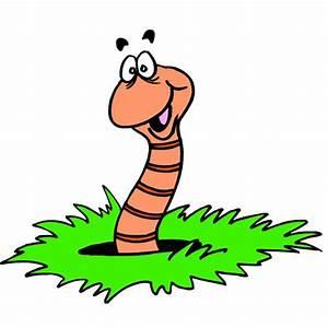 Earthworm Clip Art - ClipArt Best