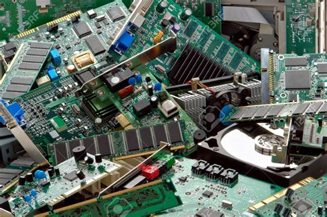 Simplified Method to Recover Gold from Electronic Scrap ...