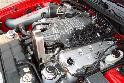 2003 Mustang Cobra Engine by Torch 2003 Ford Mustang Svt Cobra 10th Anniversary