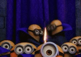 minion birthday gifs find share  giphy