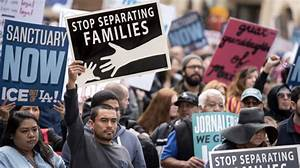 HHS Bans Pics, Video During Media Tour Of Child Immigrant ...