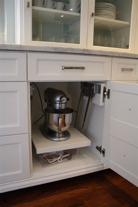 kitchen cabinet mixer lift yay an appliance lift in a cab with a drawer who makes that