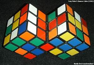 Different Rubik's Cube Types