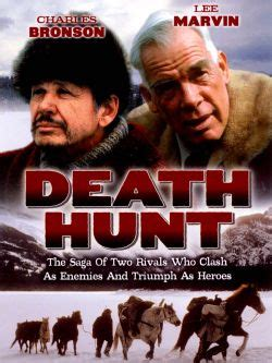 death hunt  peter hunt synopsis characteristics