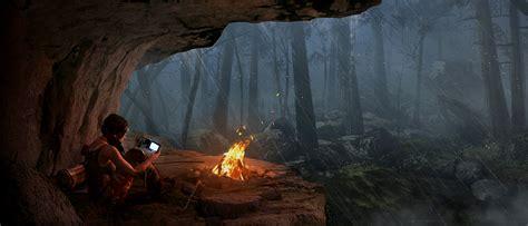 Artsy Fartsy Tomb Raider Concept Art Rawdlc News