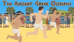 the ancient olympics 776 bc 393 ad