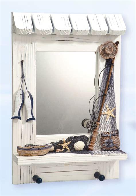 nautical mirrors ideal bathroom nautical items beach
