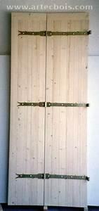 Volet Pliant Bois : artecbois menuiserie d 39 agencement haut de gamme sur mesure dressings cuisines salles de bains ~ Melissatoandfro.com Idées de Décoration