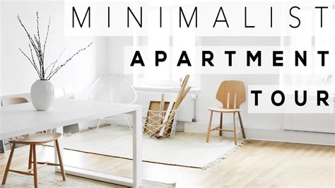 Minimalist Apartment Tour [ Modern Scandinavian Interior