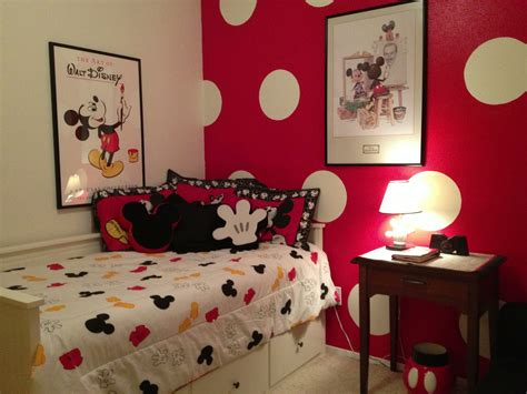 Mickey Mouse Guest Room The Mouse House Pinterest