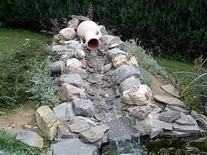 Fontaine Cascade Bassin : fabriquer une cascade de bassin recherche google ~ Premium-room.com Idées de Décoration