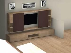 Tv Lowboard Mit Tv Halterung : lowboard mit tv wand wo die lautsprecher unterbringen ~ Michelbontemps.com Haus und Dekorationen