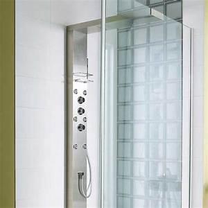 Colonne De Douche Lapeyre : colonne de douche hydromassante influence lapeyre 400 ~ Premium-room.com Idées de Décoration