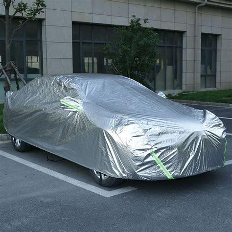 Car Covers Outdoor Full Car Cover Rain Sun Protection
